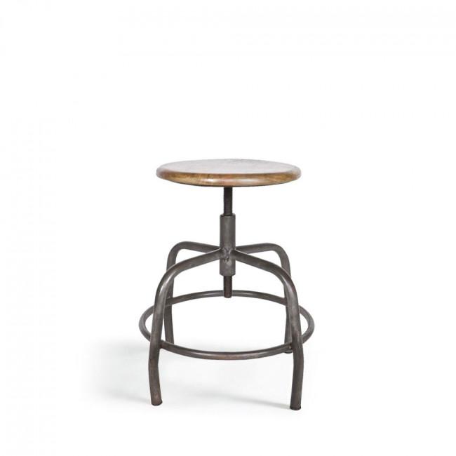 tabouret araign e madelief par. Black Bedroom Furniture Sets. Home Design Ideas