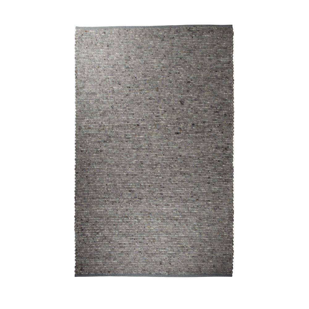 tapis naturel pure gris clair zuiver by drawer. Black Bedroom Furniture Sets. Home Design Ideas