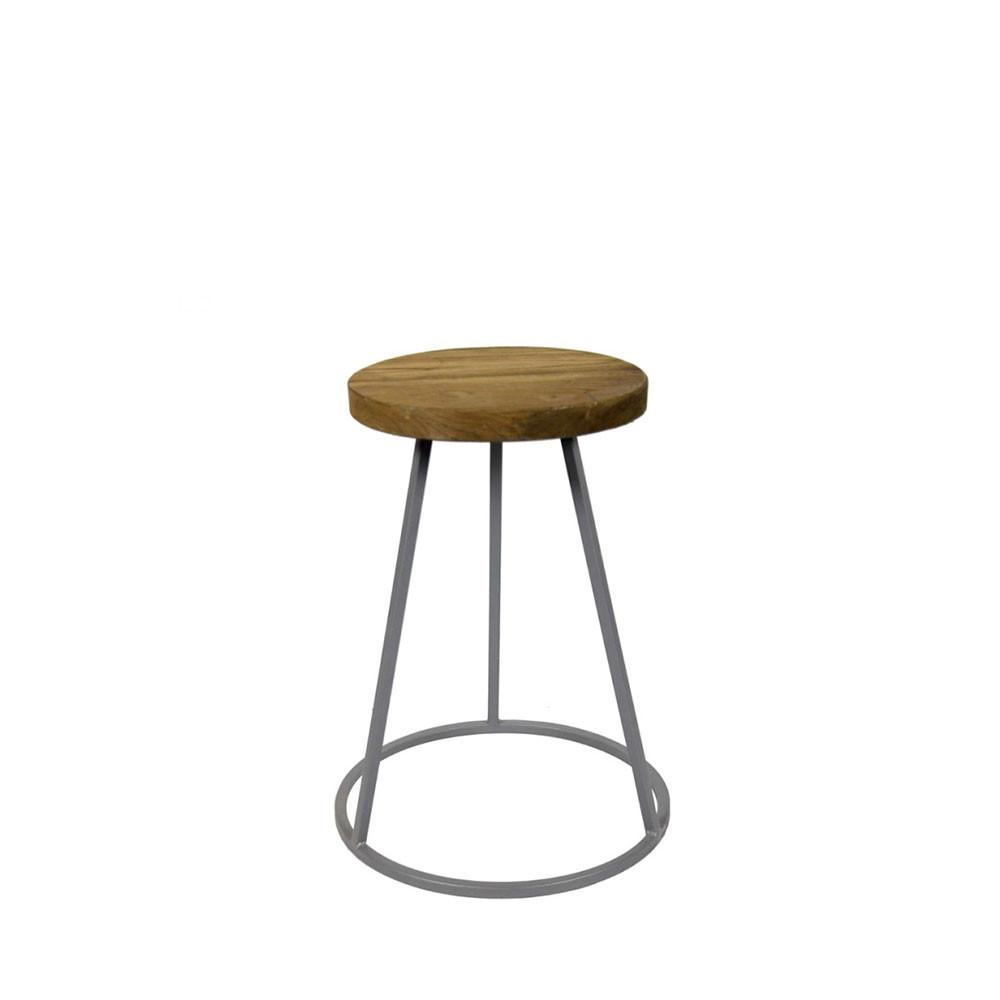 tabouret industriel tripod polaris par. Black Bedroom Furniture Sets. Home Design Ideas
