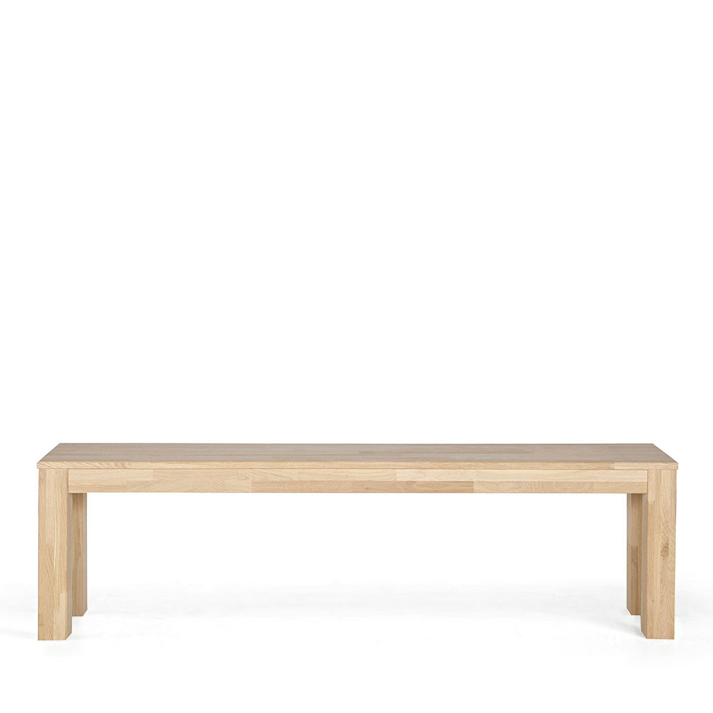 Banc D: Banc En Chêne Massif Dutchwood Par Drawer.fr