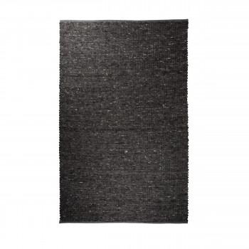 Tapis naturel gris anthracite Pure Zuiver