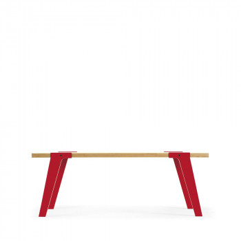 Banc design Switch  rouge