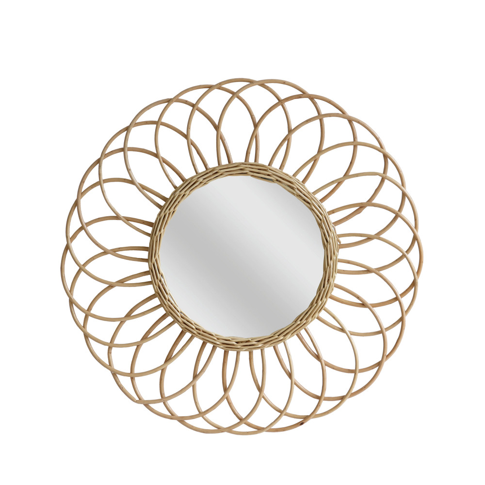 miroir rond osier jane hk living drawer