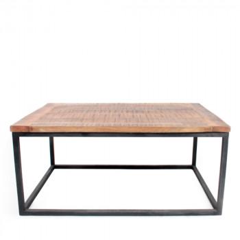 Table basse bois et métal DUNK Label 51