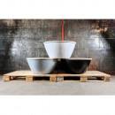 Table basse bois et métal XL Indi Label 51
