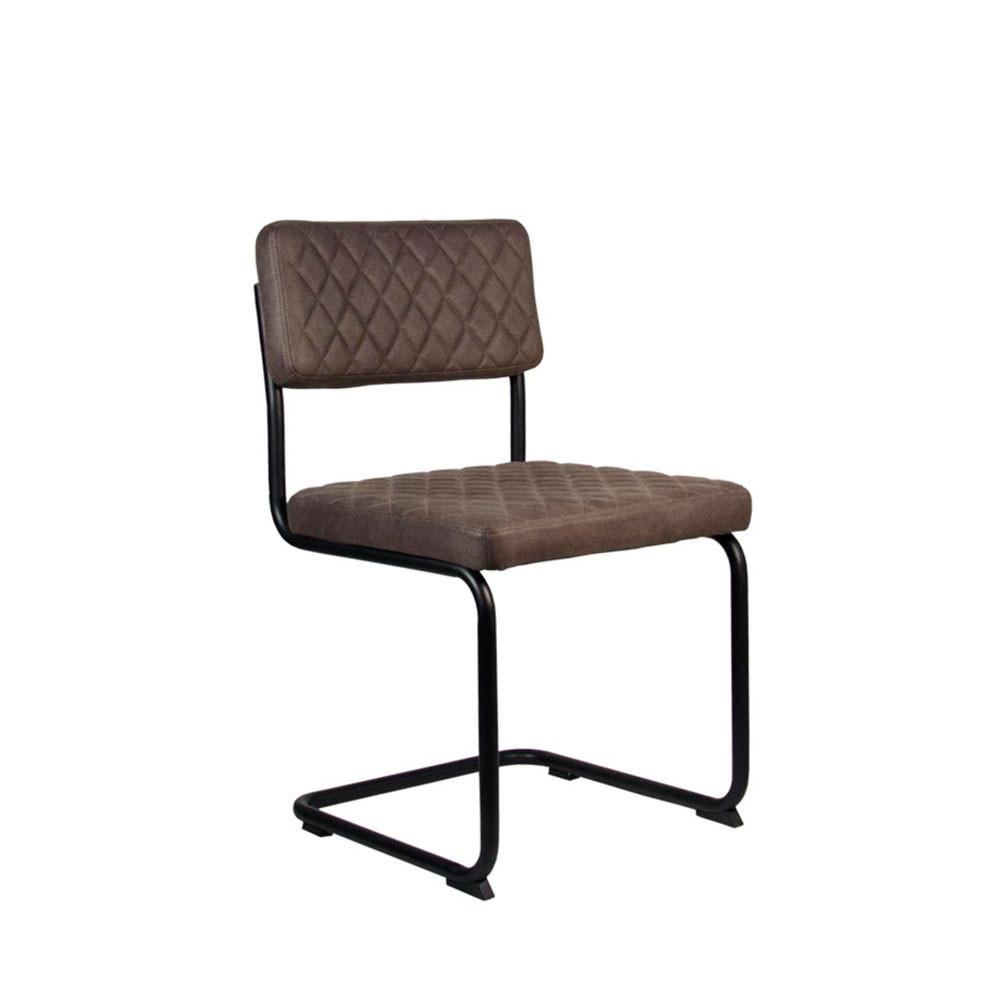chaise r tro en microfibres bow label51 drawer. Black Bedroom Furniture Sets. Home Design Ideas
