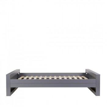 lit en bois collection avec ou sans rangement drawer. Black Bedroom Furniture Sets. Home Design Ideas