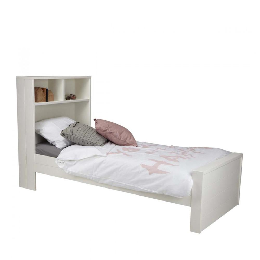 Lit rangements lit adulte avec rangement cadre de lit - Lit adulte une place ...