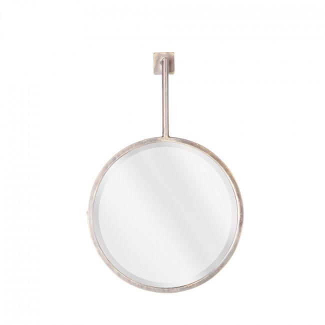 Miroir suspendu métal Chain