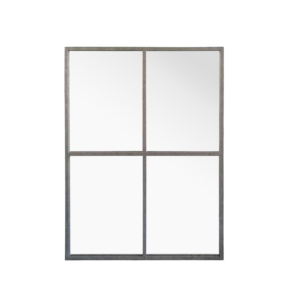 Miroir fen tre au style industriel marcel by drawer for Fenetre 90x120