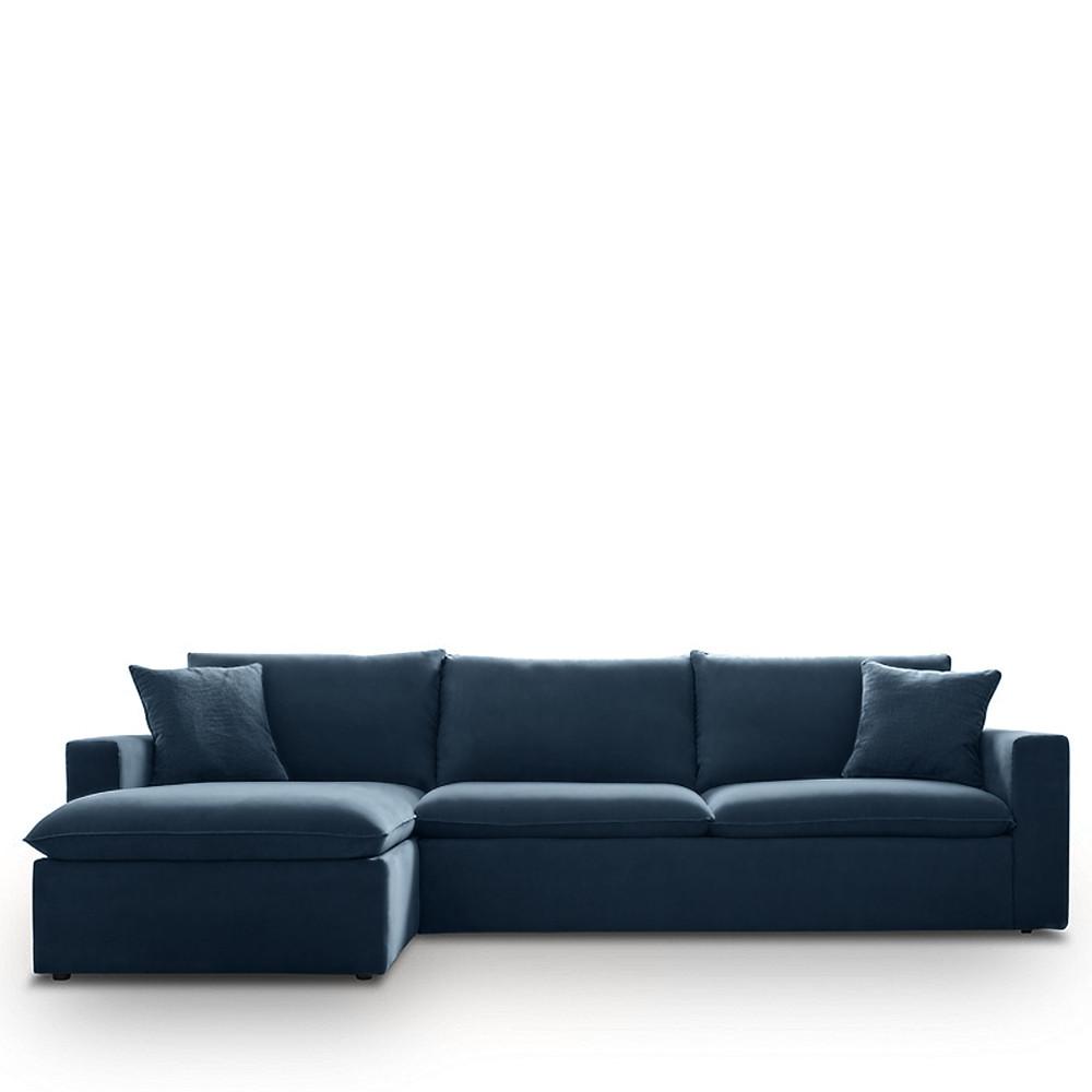 canap d 39 angle gauche tissu mac by modalto drawer. Black Bedroom Furniture Sets. Home Design Ideas