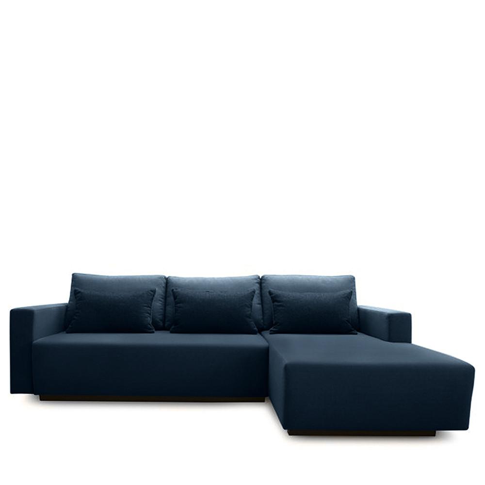 canap d 39 angle droit convertible avec rangement perfetto drawer. Black Bedroom Furniture Sets. Home Design Ideas