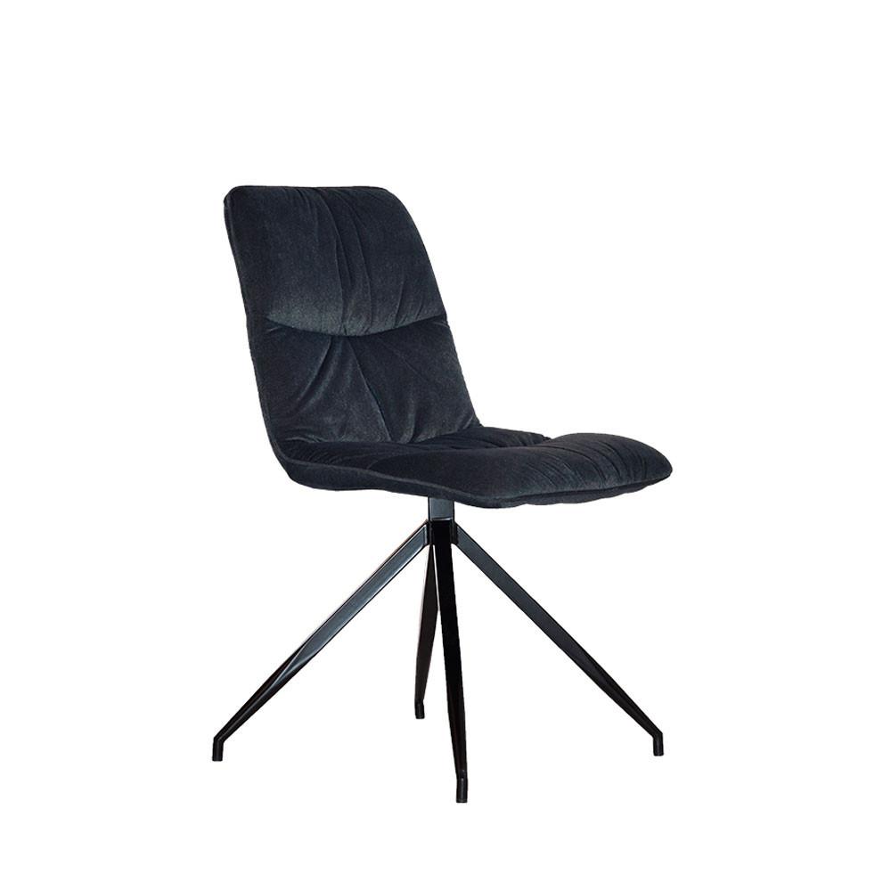 chaise design en tissu spider label51 drawer. Black Bedroom Furniture Sets. Home Design Ideas