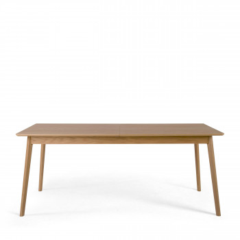 Table manger design pour une salle manger tendance drawer Dimension table a manger