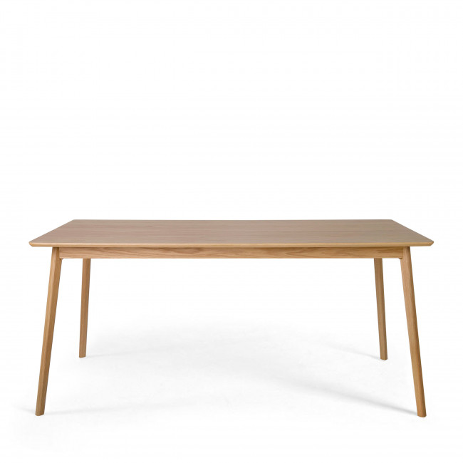 Table manger scandinave en bois skoll by drawer for Table a manger en bois design