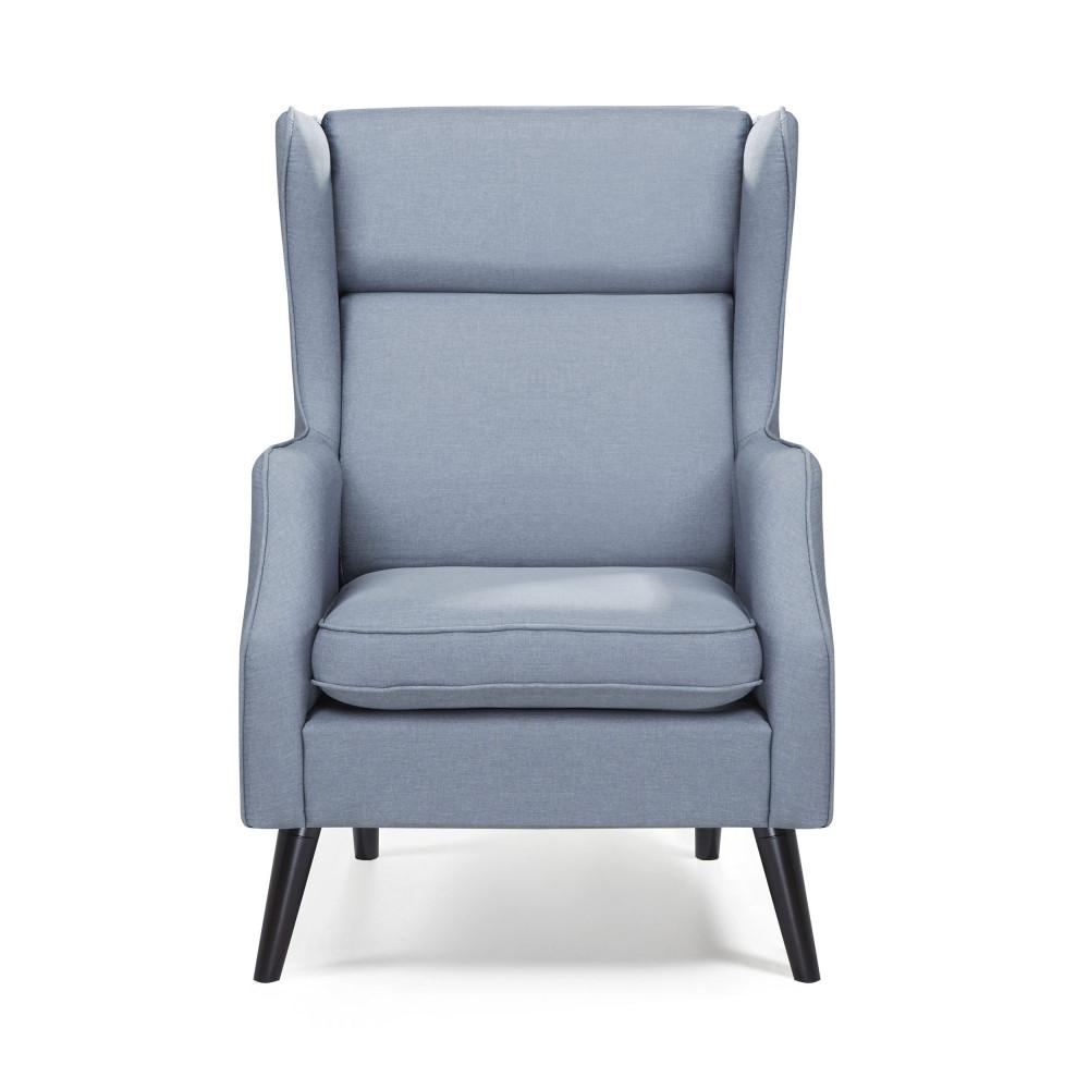 fauteuil design en tissu goodney drawer. Black Bedroom Furniture Sets. Home Design Ideas