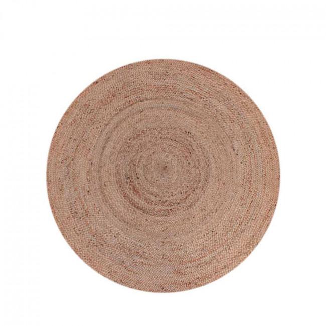 Tapis tissé main coton et jute naturel JAAR Label 51
