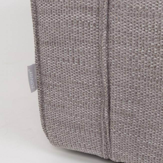 Fauteuil design tissu Bor Zuiver