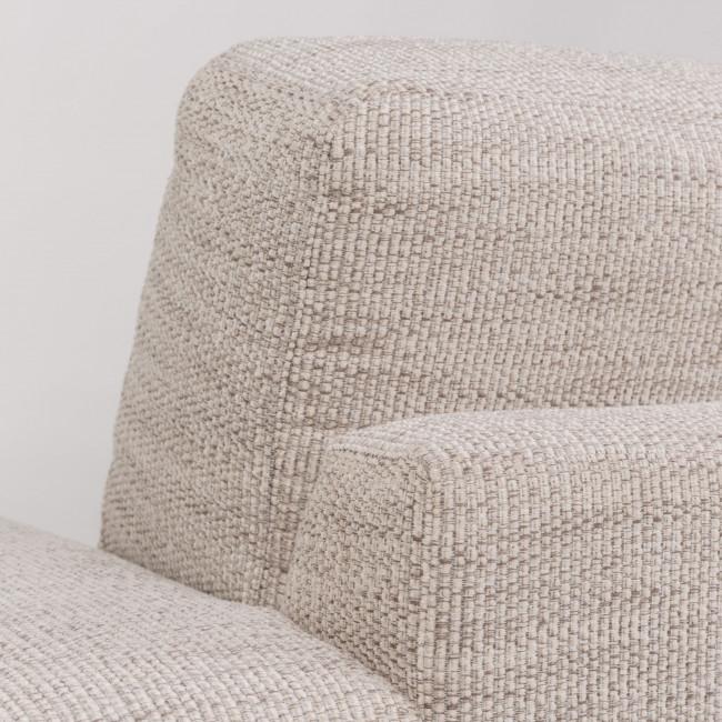 Canapé 2,5 places tissu Jean Zuiver
