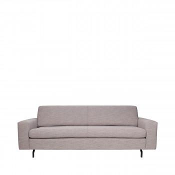 Canapé 2,5 places tissu Jean Zuiver Gris