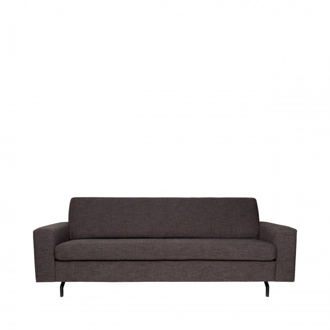 Canapé 2,5 places tissu Jean Zuiver Anthracite