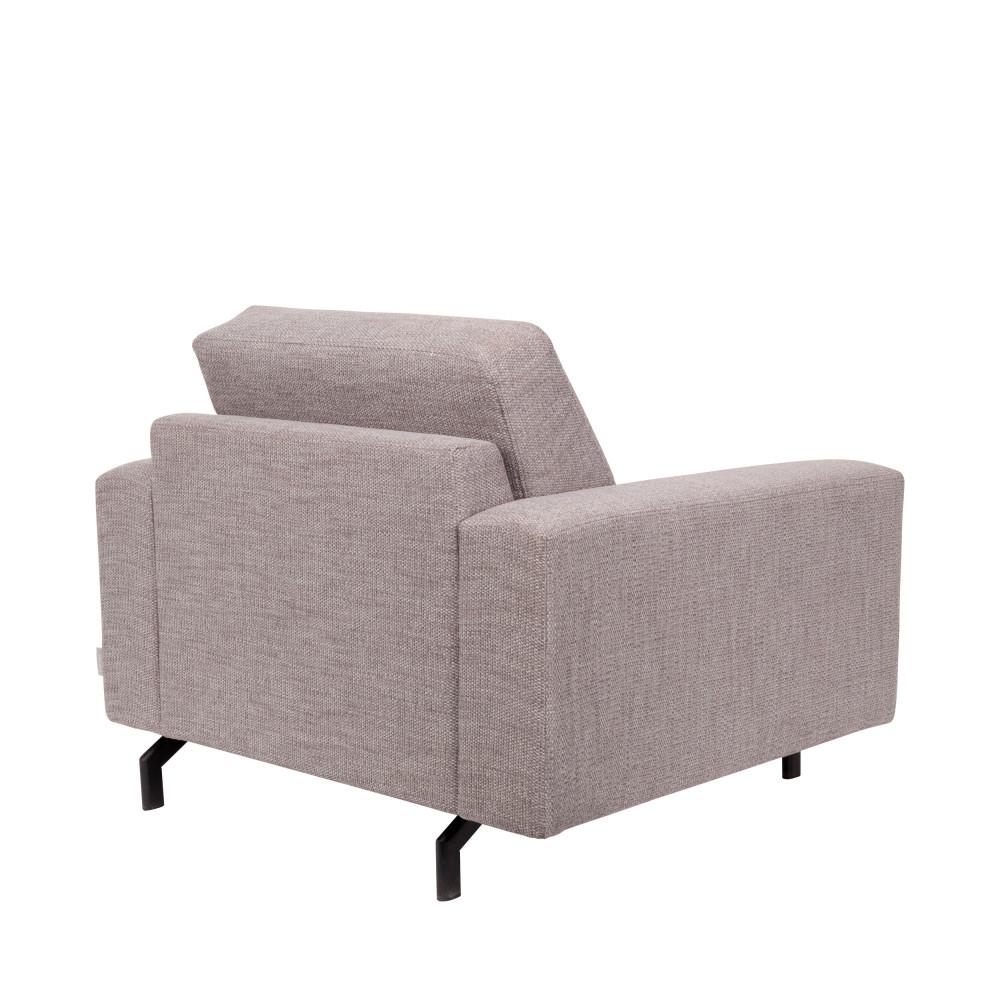 fauteuil design en tissu jean zuiver by drawer. Black Bedroom Furniture Sets. Home Design Ideas