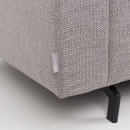Fauteuil design tissu Jean Zuiver