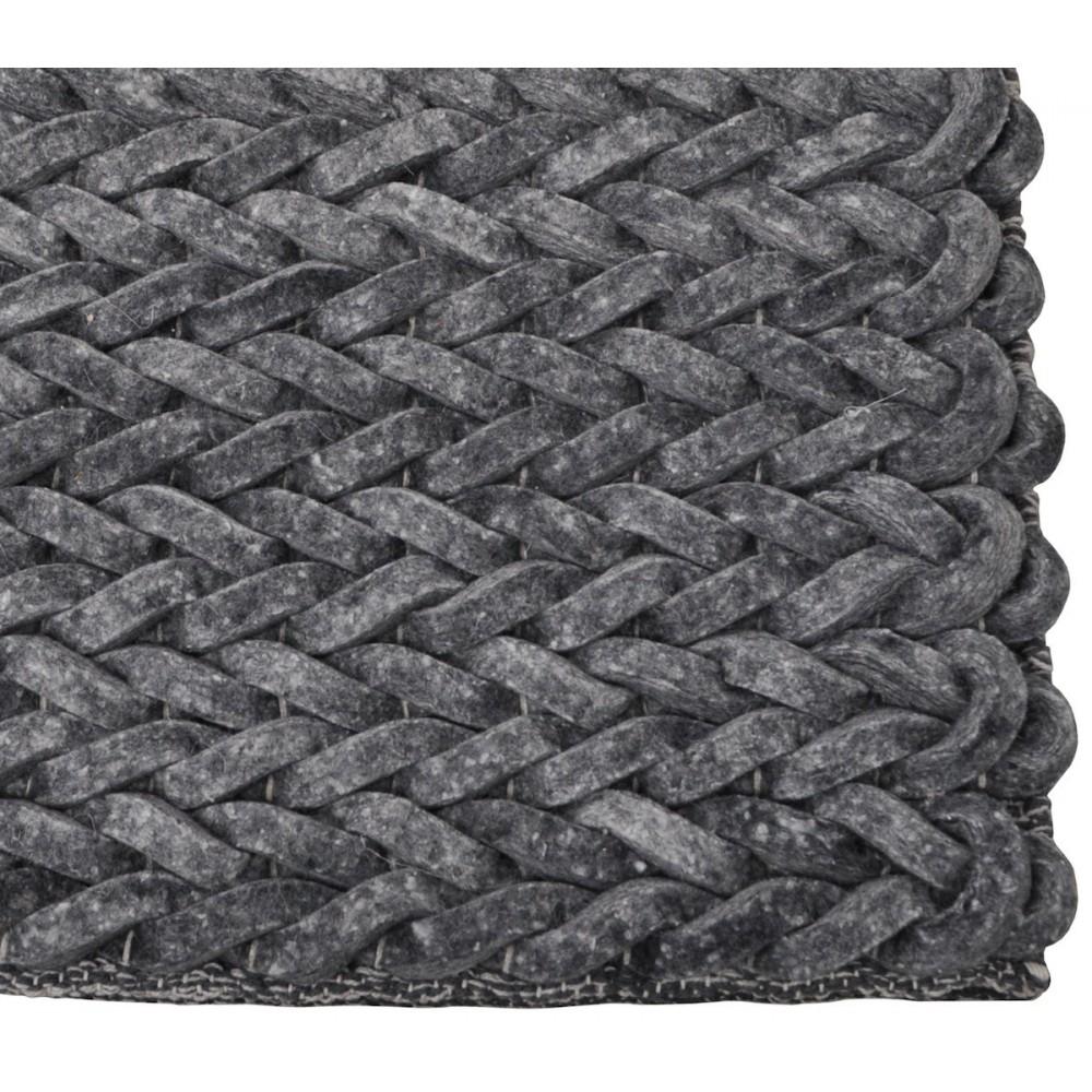 tapis contemporain nou main en laine nienke. Black Bedroom Furniture Sets. Home Design Ideas