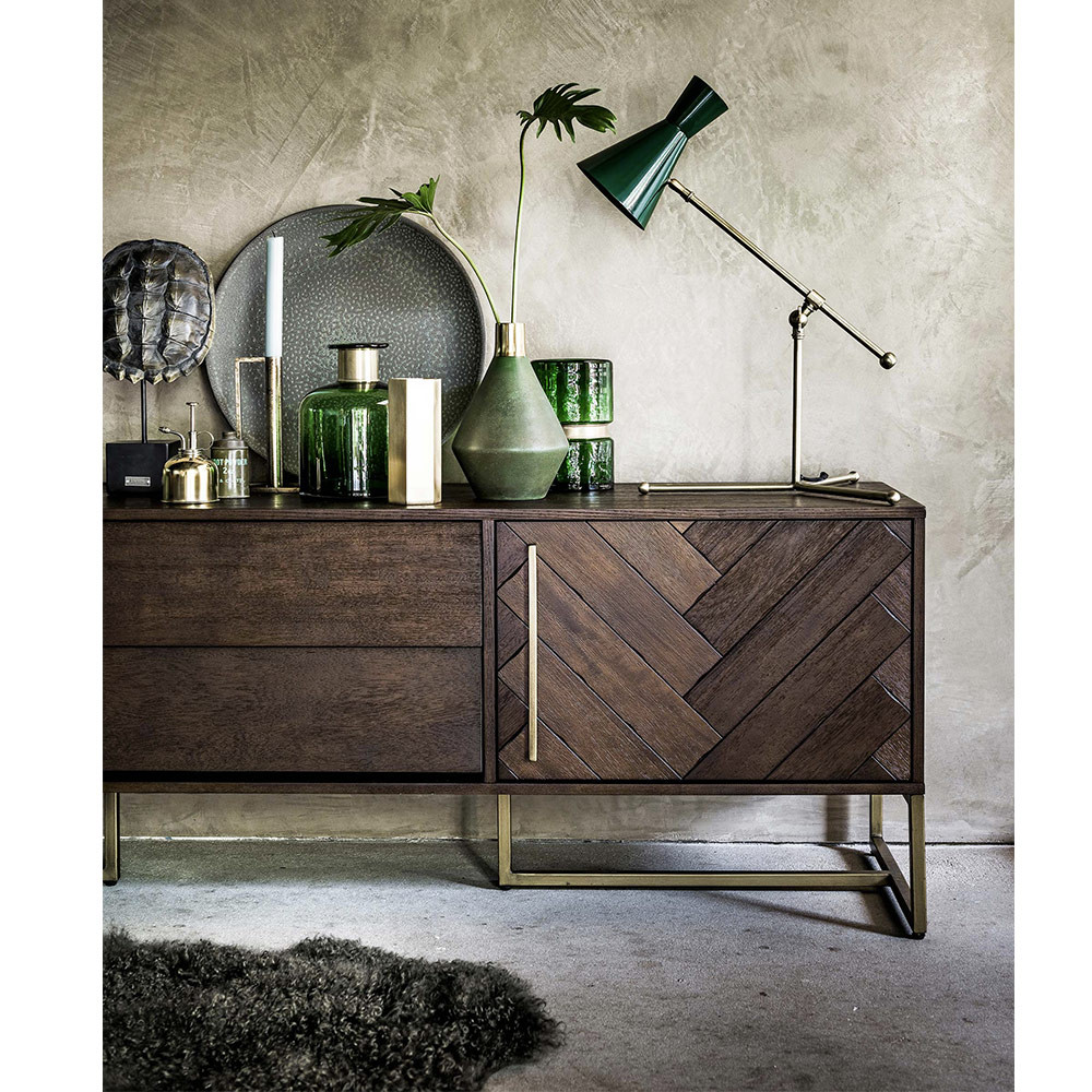 Buffet design en bois d'acacia Class # Buffet Design Bois