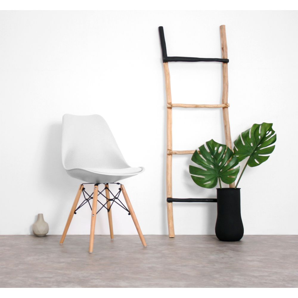 lot de 2 chaises design dogewood by drawer. Black Bedroom Furniture Sets. Home Design Ideas