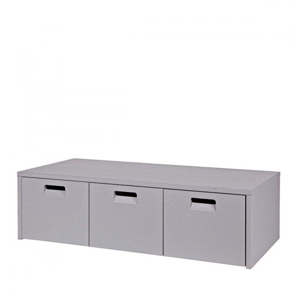 banc de rangement en bois fsc sam wood par. Black Bedroom Furniture Sets. Home Design Ideas