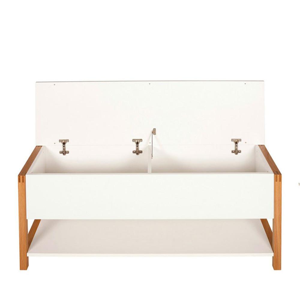 banc de rangement design northgate. Black Bedroom Furniture Sets. Home Design Ideas