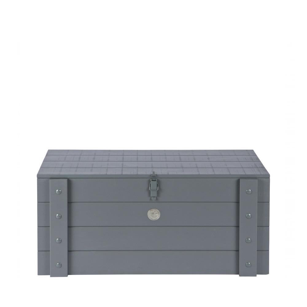 Coffre de rangement pin massif donald duck drawer - Coffre de rangements ...
