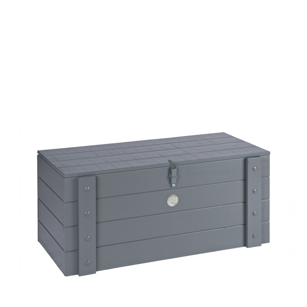coffre de rangement pin massif donald duck drawer. Black Bedroom Furniture Sets. Home Design Ideas