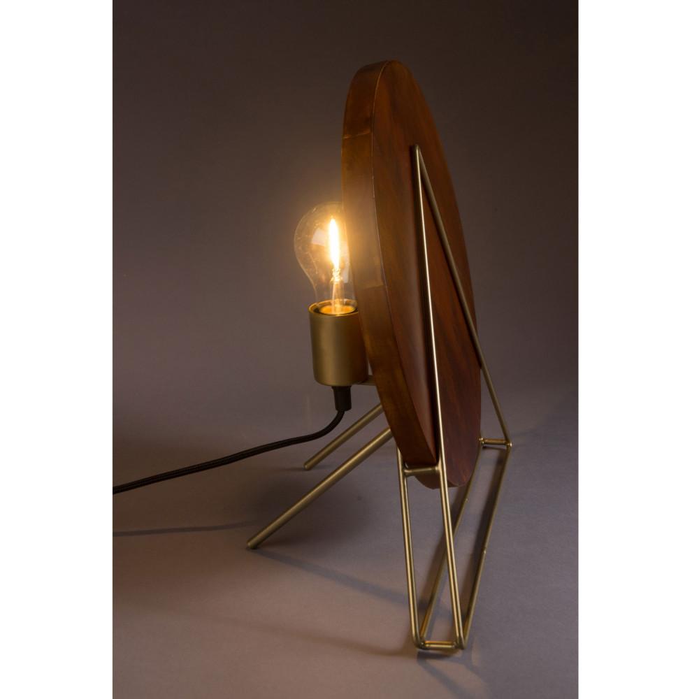 lampe poser design louis zuiver by drawer. Black Bedroom Furniture Sets. Home Design Ideas