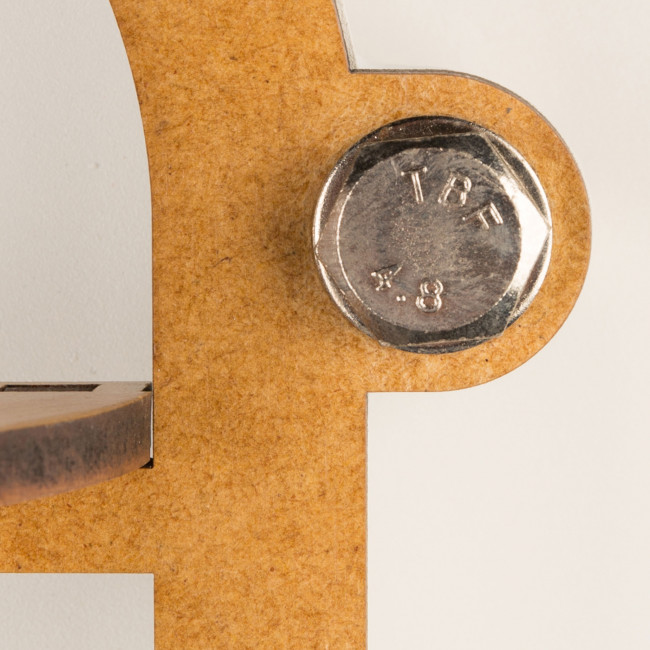Applique métal et bois Navigator Zuiver