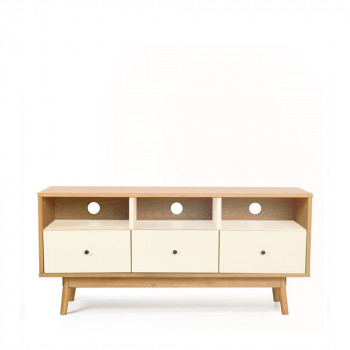 meuble tv design scandinave ou vintage drawer. Black Bedroom Furniture Sets. Home Design Ideas