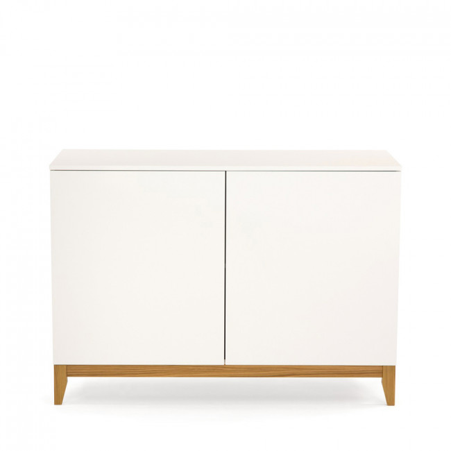 Buffet design 2 portes Blanco