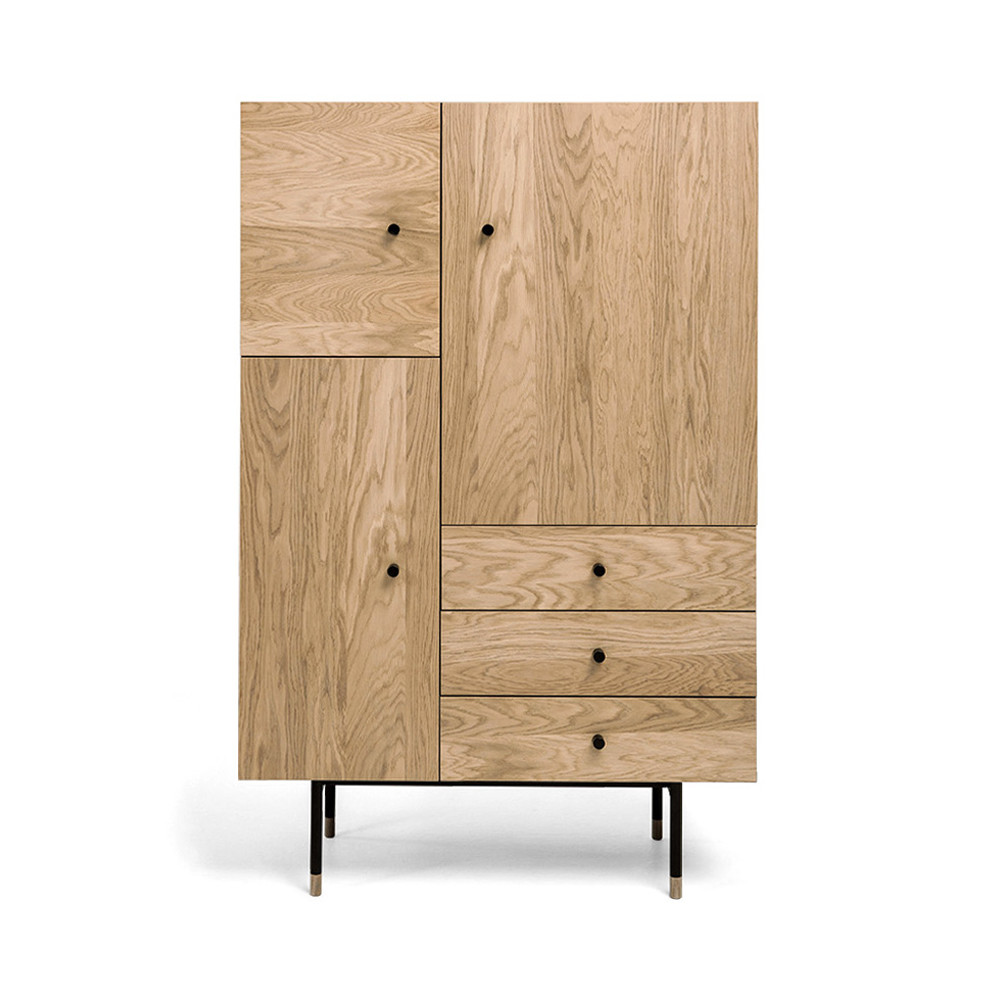 buffet design, bahut vintage et contemporain - drawer