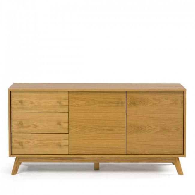 Buffet design 2 portes 3 tiroirs Kensal