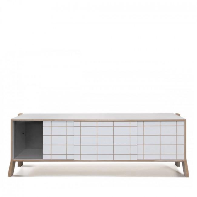 Buffet design en bois Medium R-Frame