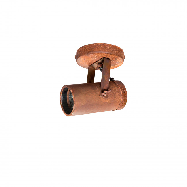 Applique/plafonnier industriel  Scope Dutchbone Marron