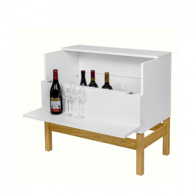 Mini bar design scandinave Grande