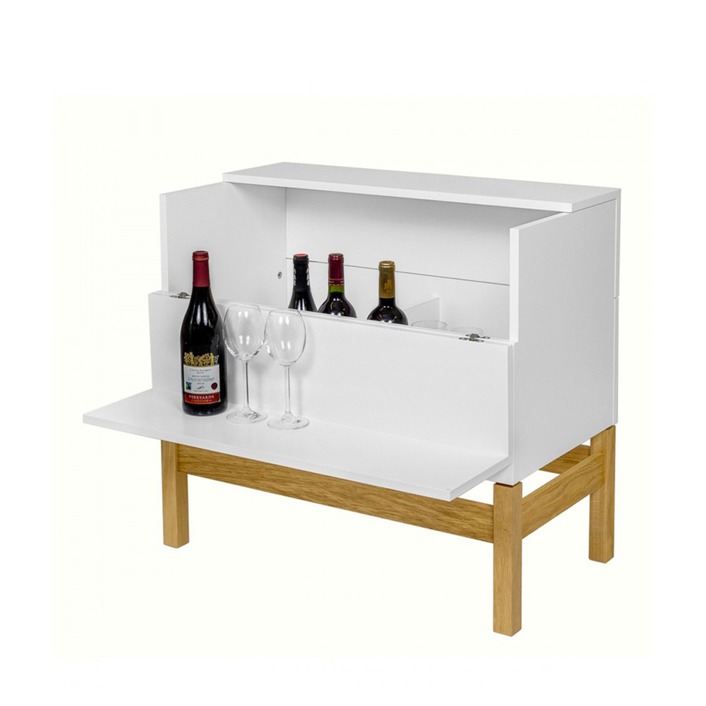 Attrayant Mini Bar Design Style Scandinave Par Drawer.fr