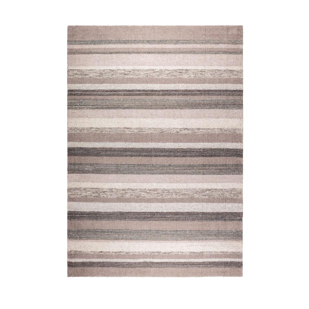 tapis tiss main gris arizona dutchbone drawer. Black Bedroom Furniture Sets. Home Design Ideas