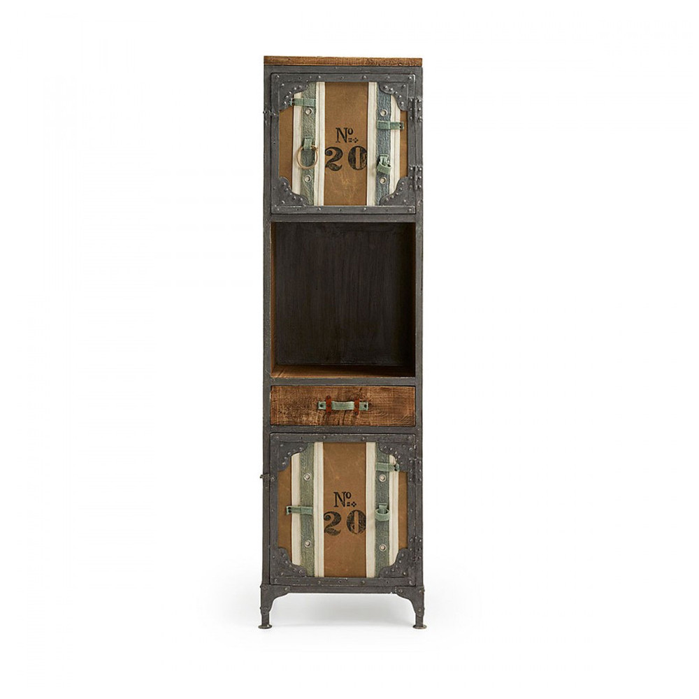 meuble bois metal industriel meuble banc tv table basse. Black Bedroom Furniture Sets. Home Design Ideas