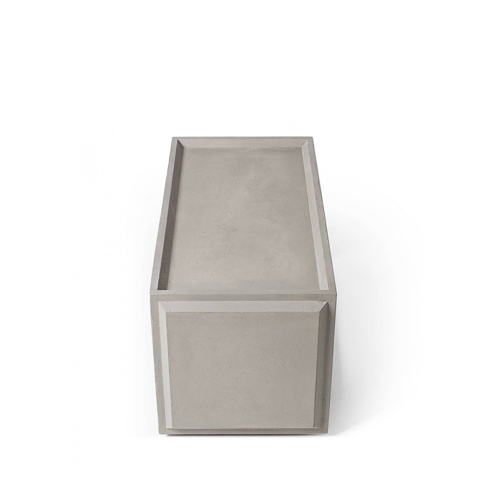 module de rangement en b ton plus m by. Black Bedroom Furniture Sets. Home Design Ideas