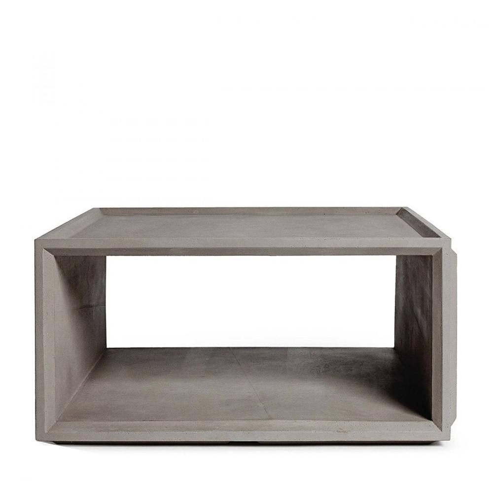 module de rangement en b ton plus l by. Black Bedroom Furniture Sets. Home Design Ideas