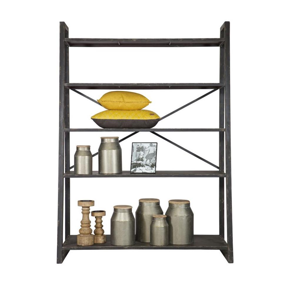 etag re en m tal style industriel splurge. Black Bedroom Furniture Sets. Home Design Ideas