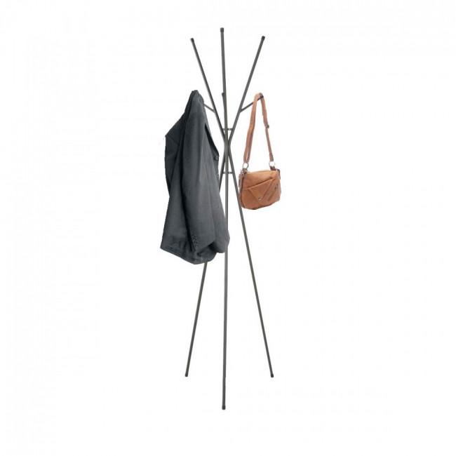 Porte manteau design noir Alfred